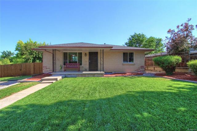 13906 W 7th Avenue, Golden, CO 80401 (#3090787) :: My Home Team