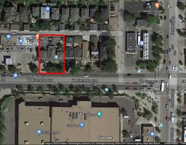 55-65 W Alameda Avenue, Denver, CO 80223 (#3091007) :: Wisdom Real Estate
