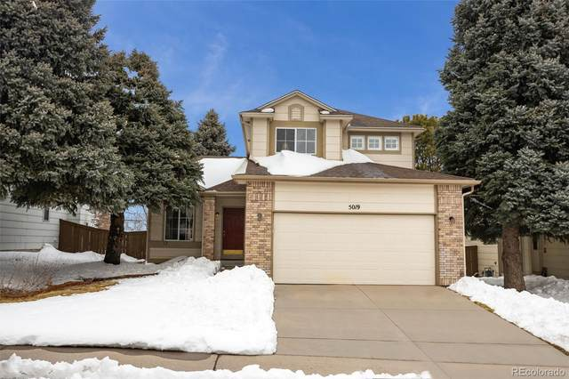 5019 Morning Glory Place, Highlands Ranch, CO 80130 (#3091306) :: The Griffith Home Team