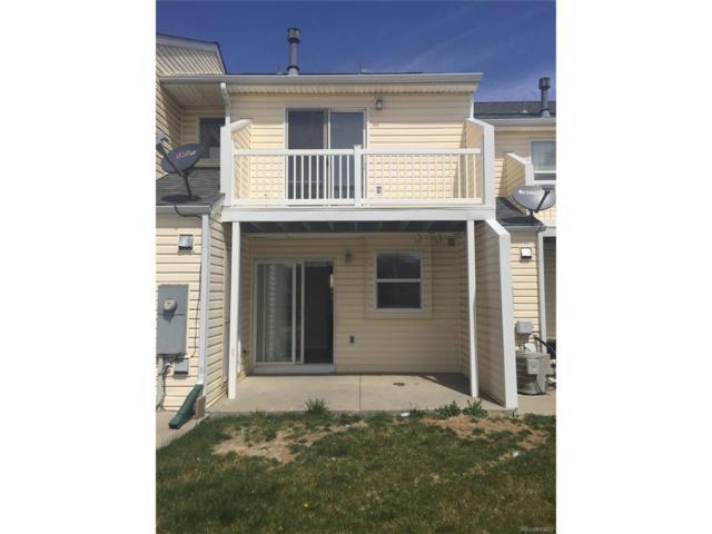 17176 E Tennessee Drive, Aurora, CO 80017 (MLS #3091370) :: 8z Real Estate