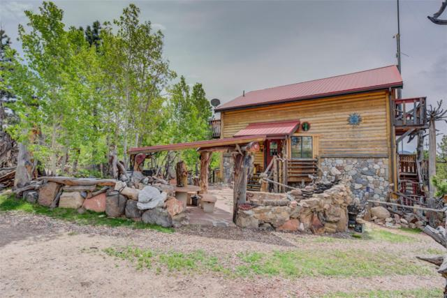 595 Spade Place C-2, Jefferson, CO 80456 (#3091513) :: Colorado Home Finder Realty