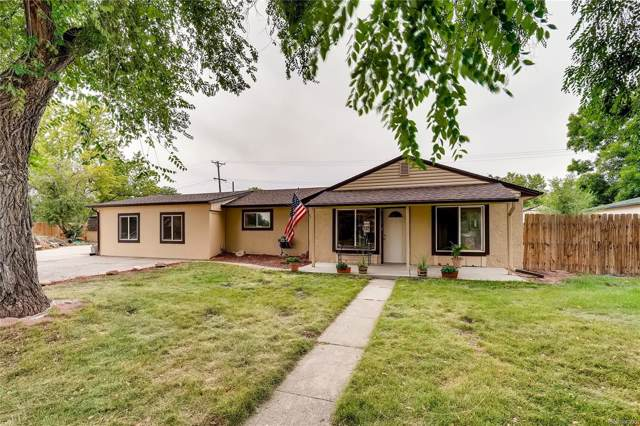 815 S Field Street, Lakewood, CO 80226 (#3091519) :: Bring Home Denver with Keller Williams Downtown Realty LLC