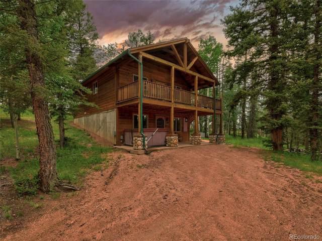 108 Spring Valley Lane, Florissant, CO 80816 (#3091545) :: Compass Colorado Realty