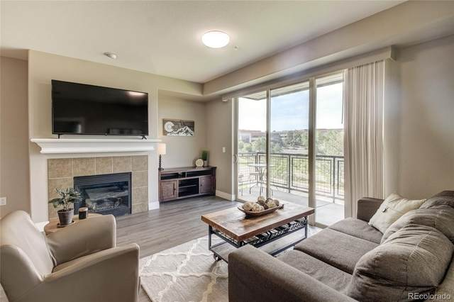 9019 E Panorama Circle D-215, Englewood, CO 80112 (#3091592) :: The Scott Futa Home Team