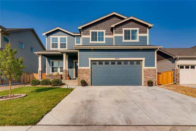 1875 Vista Plaza Street, Severance, CO 80550 (#3091696) :: The DeGrood Team