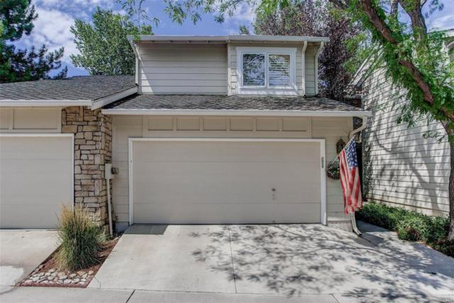 4605 S Yosemite Street #23, Denver, CO 80237 (#3091764) :: The Pete Cook Home Group