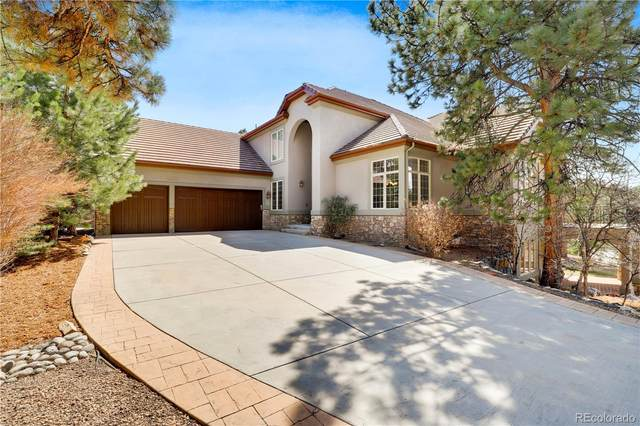 2060 Beechnut Place, Castle Rock, CO 80108 (#3091887) :: Wisdom Real Estate