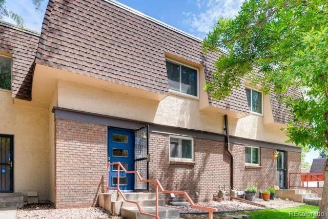 7755 E Quincy Avenue #31, Denver, CO 80237 (#3091958) :: HomeSmart Realty Group