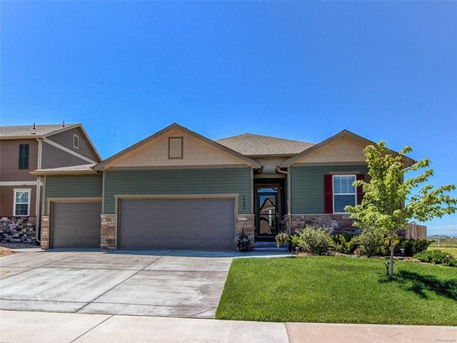 2240 Coyote Creek Drive, Fort Lupton, CO 80621 (MLS #3092364) :: Kittle Real Estate