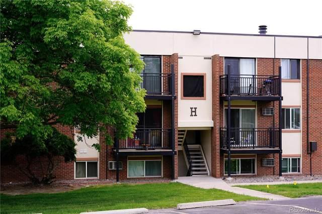 5995 W Hampden Avenue H19, Denver, CO 80227 (#3092425) :: Stephanie Fryncko | Keller Williams Integrity