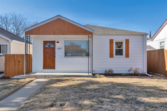4327 S Cherokee Street, Englewood, CO 80110 (#3092602) :: HomePopper