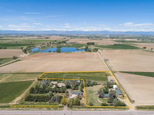 13211 County Road 21, Platteville, CO 80651 (#3092890) :: Bring Home Denver with Keller Williams Downtown Realty LLC