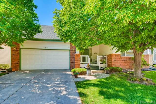 2404 W 107th Drive, Westminster, CO 80234 (#3092963) :: My Home Team