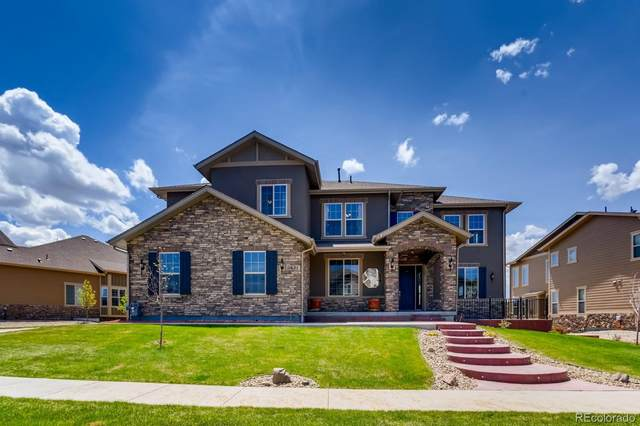 11621 Pine Canyon Drive, Parker, CO 80138 (#3092975) :: The Gilbert Group