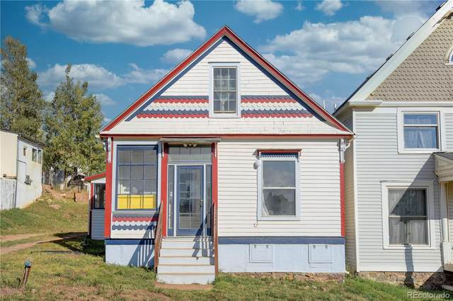 206 S Third Street, Victor, CO 80860 (#3092983) :: The Heyl Group at Keller Williams