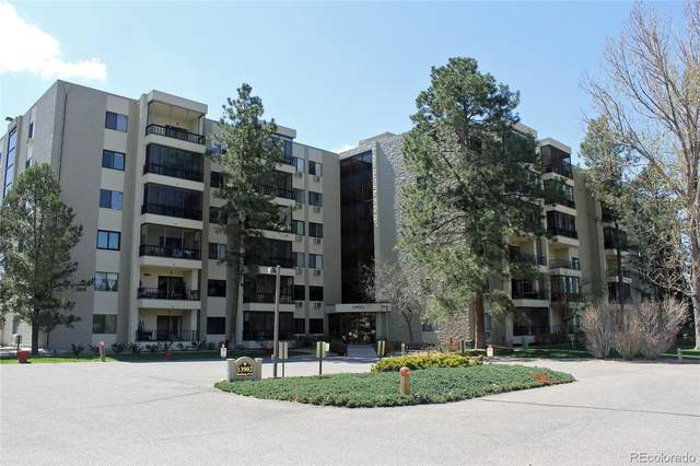 13902 E Marina Drive #310, Aurora, CO 80014 (#3093198) :: The Peak Properties Group