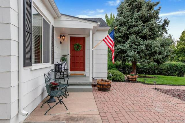 2629 S Gaylord Street, Denver, CO 80210 (MLS #3093921) :: Clare Day with Keller Williams Advantage Realty LLC