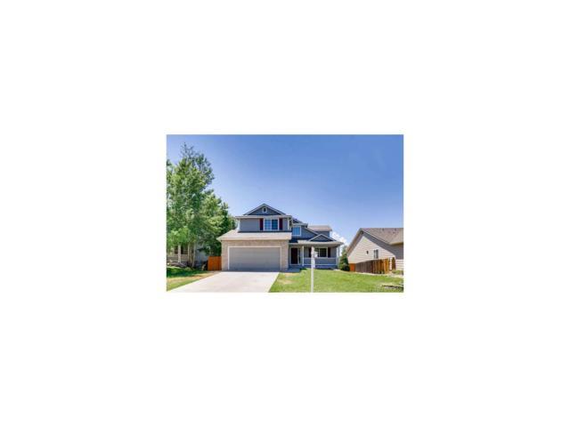 3871 Rawhide Circle, Castle Rock, CO 80104 (MLS #3093959) :: 8z Real Estate