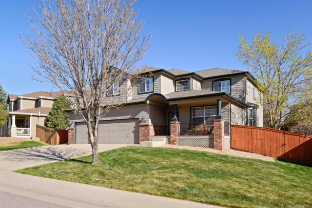 9261 Lark Sparrow Drive, Highlands Ranch, CO 80126 (#3094414) :: The Peak Properties Group
