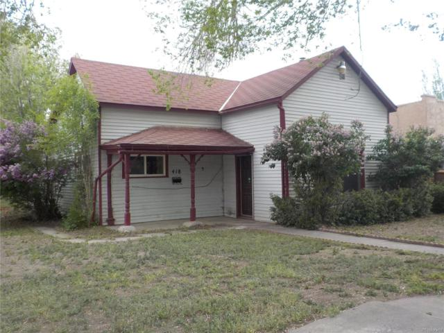 418 8th Street, Alamosa, CO 81101 (MLS #3094598) :: 8z Real Estate