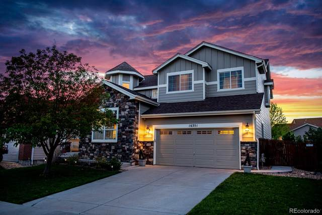 16351 E 106th Way, Commerce City, CO 80022 (MLS #3095471) :: 8z Real Estate