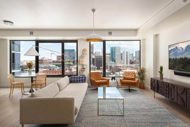 1750 Wewatta Street #1202, Denver, CO 80202 (#3095540) :: Realty ONE Group Five Star