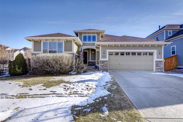 11592 S Flower Mound Way, Parker, CO 80134 (MLS #3095564) :: Colorado Real Estate : The Space Agency