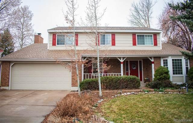 17196 E Berry Place, Centennial, CO 80015 (#3095580) :: Kimberly Austin Properties