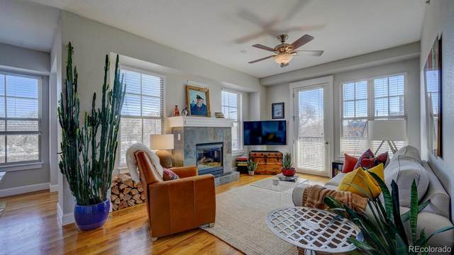 1699 N Downing Street #201, Denver, CO 80218 (#3095641) :: The Griffith Home Team