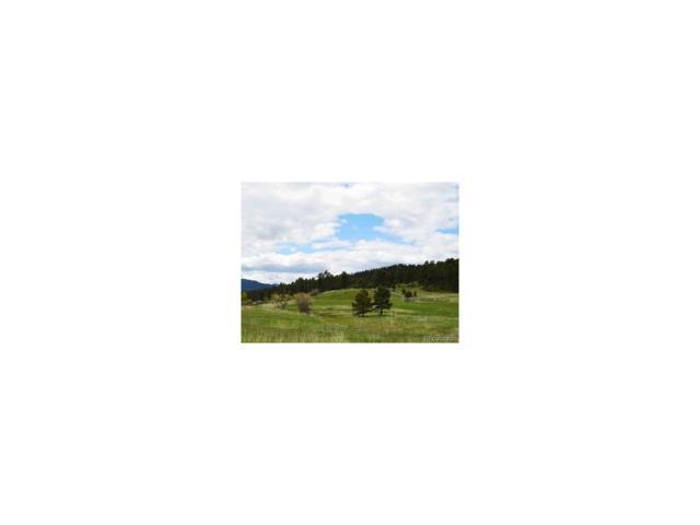 Lot 57 Camargo Drive, Golden, CO 80401 (MLS #3095756) :: 8z Real Estate