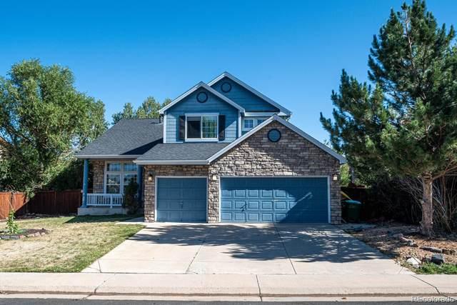 5145 Buena Vista Boulevard, Castle Rock, CO 80109 (#3095978) :: The HomeSmiths Team - Keller Williams