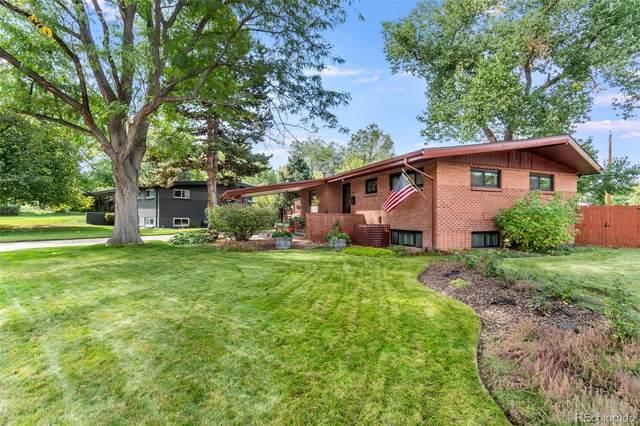 6605 S Elmwood Street, Littleton, CO 80120 (MLS #3096090) :: 8z Real Estate