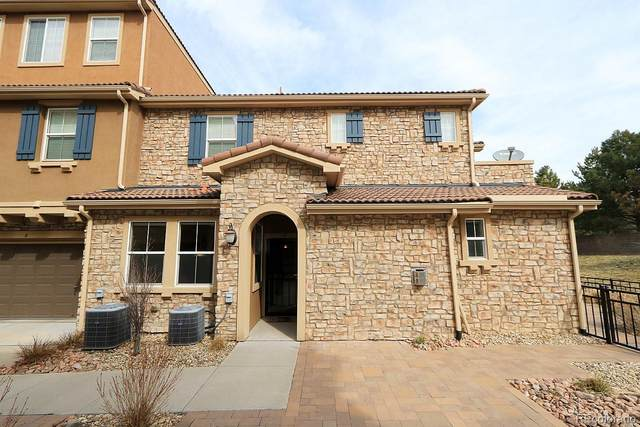 9410 Loggia Street A, Highlands Ranch, CO 80126 (#3096304) :: The HomeSmiths Team - Keller Williams