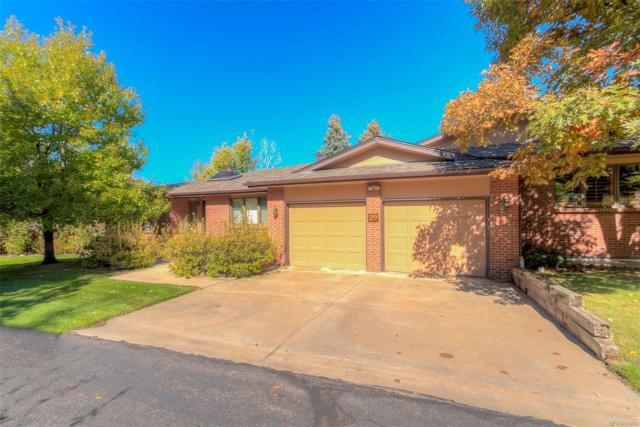 2615 Oak Drive #29, Lakewood, CO 80215 (#3096340) :: Real Estate Professionals