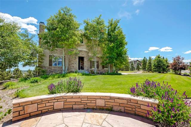 5168 Rialto Drive, Parker, CO 80134 (#3096411) :: The Healey Group