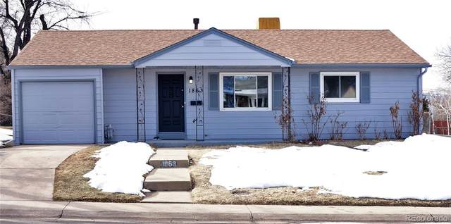 1863 S Stuart, Denver, CO 80219 (MLS #3096676) :: 8z Real Estate