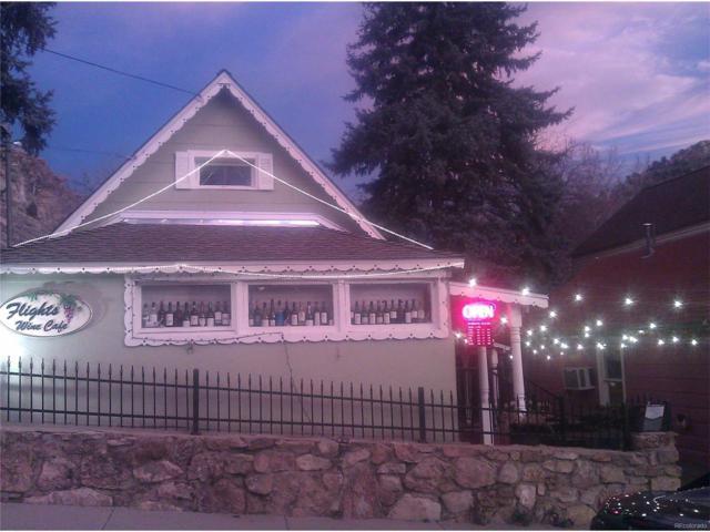 116 Stone Street, Morrison, CO 80465 (MLS #3096805) :: 8z Real Estate