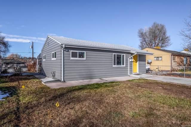 927 Meade Street, Denver, CO 80204 (MLS #3096963) :: 8z Real Estate