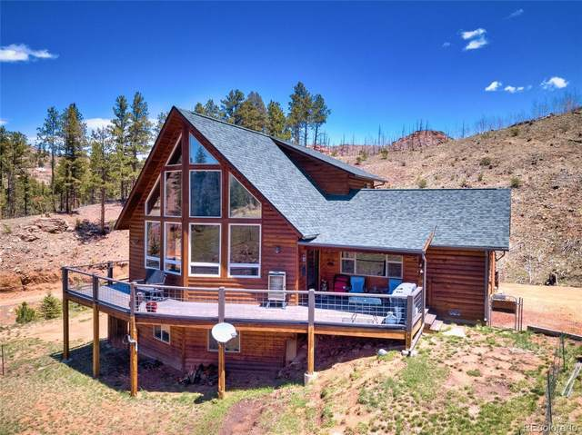 14003 S State Highway 67, Woodland Park, CO 80863 (#3096969) :: iHomes Colorado