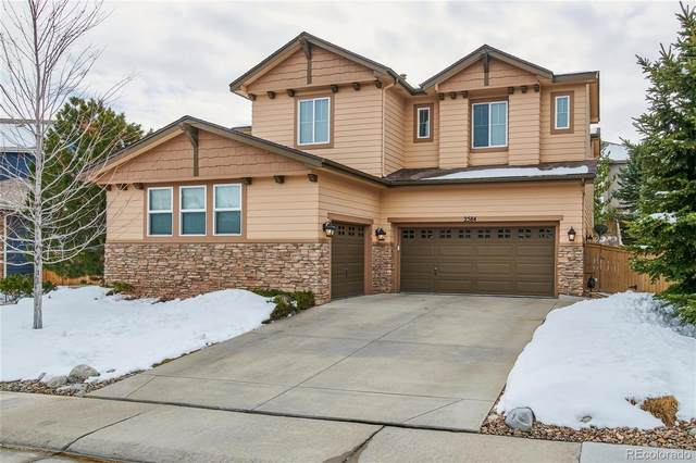 2584 Pemberly Avenue, Highlands Ranch, CO 80126 (#3097150) :: Mile High Luxury Real Estate