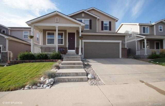 5960 Jaguar Way, Littleton, CO 80124 (MLS #3097576) :: 8z Real Estate