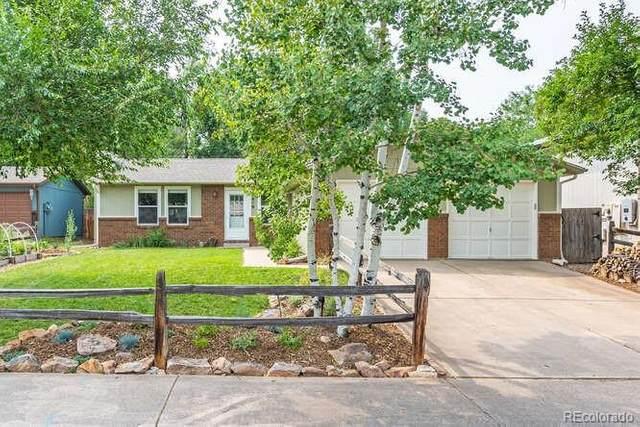 1419 Wildwood Road, Fort Collins, CO 80521 (MLS #3097627) :: Stephanie Kolesar