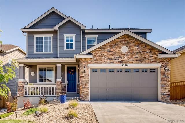 5846 Littlehouse Lane, Castle Rock, CO 80108 (MLS #3097836) :: 8z Real Estate