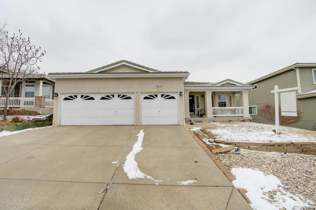 9254 Ironwood Way, Highlands Ranch, CO 80129 (#3098839) :: The Peak Properties Group
