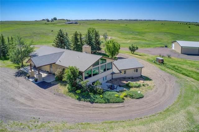 10003 N Delbert Road, Parker, CO 80138 (MLS #3098981) :: Find Colorado