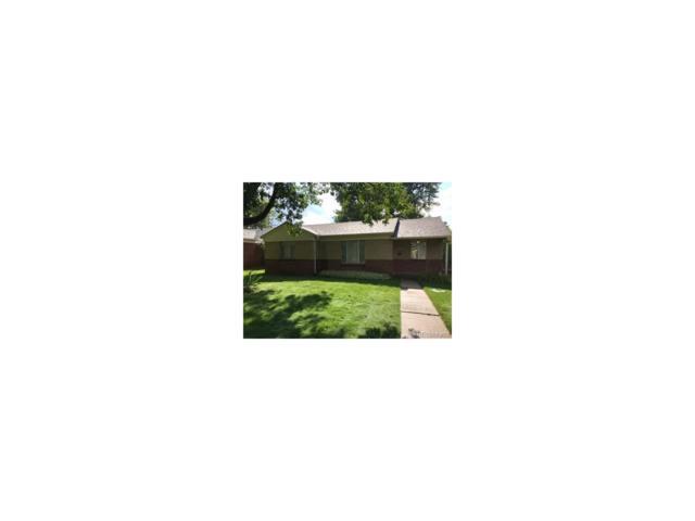 1261 S Harrison Street, Denver, CO 80210 (#3099240) :: Wisdom Real Estate