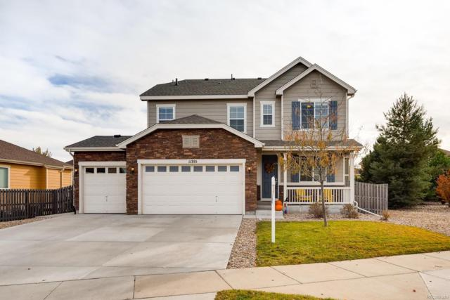 11355 S Trailmaster Circle, Parker, CO 80134 (#3099752) :: House Hunters Colorado