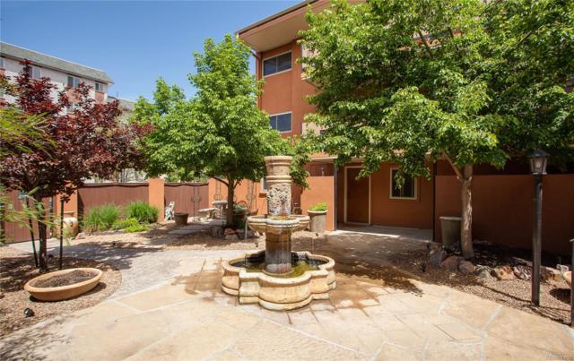 20 S Logan Street #104, Denver, CO 80209 (#3099775) :: Wisdom Real Estate