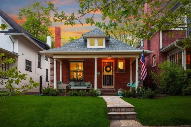 647 N High Street, Denver, CO 80218 (#3099884) :: Real Estate Professionals