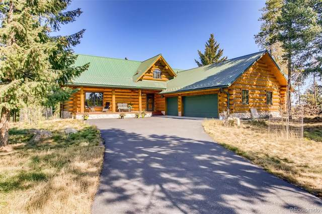 29413 Grayhawk Drive, Evergreen, CO 80439 (#3099962) :: Bring Home Denver with Keller Williams Downtown Realty LLC